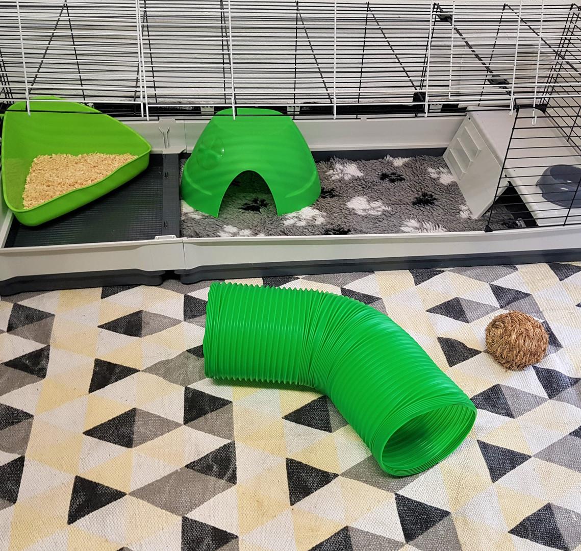 Rabbit indoor cages - €8 per Day