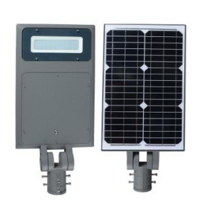40W Led Solar Luz de calle