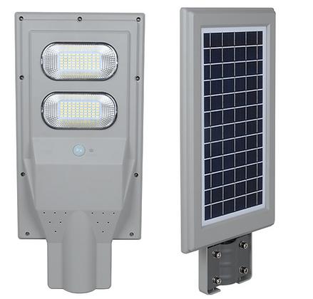 Luz de calle solar 60W LED (con o sin sensor)