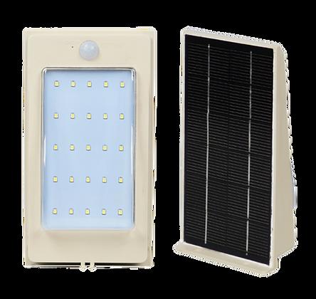 3W Led Solar Luz de pared (con sensor)