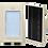 Thumbnail: 3W Led Solar Luz de pared (con sensor)