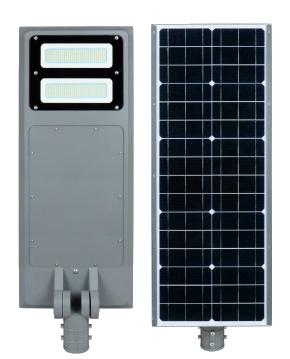 100W Led Solar Luz de calle