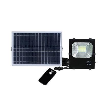 50W Reflector Led Solar (con control remoto)