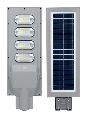 Luz de calle solar 120W