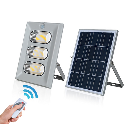 150W Reflector Led Solar (con control remoto)