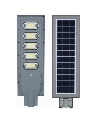 Luz de calle solar 150W