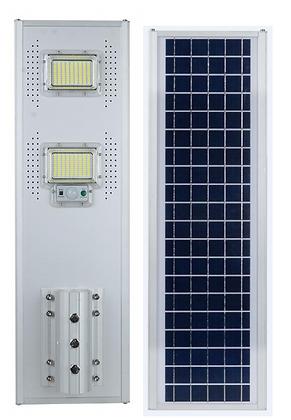 120W Led Solar Luz de calle (con control remoto)