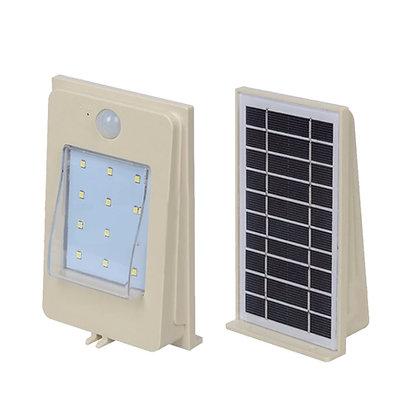 2W Led Solar Luz de pared (con sensor)