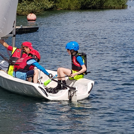 Maidenhead Sailing Club Youth and Juniors