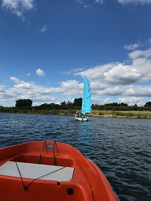 Maidenhead Sailing Club Training