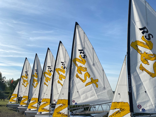Arrival of 6 Brand New Club RS Zests!