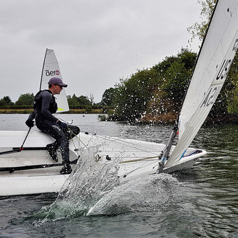 Maidenhead Sailing Club Aero
