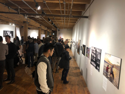 World Premiere Exhibition Event Night