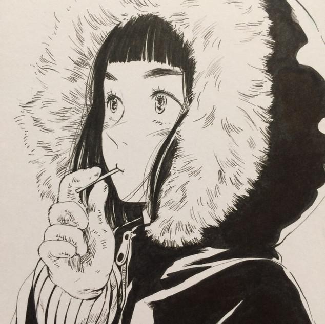 色紙用イラスト002
