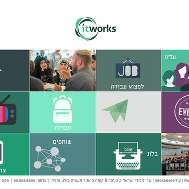 ItWorks- Website