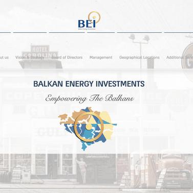 BEI- Website