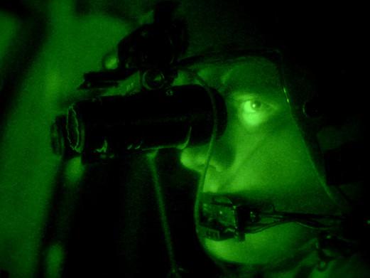 Night Vision binoculars PEO_ANAVS-6