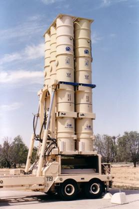 Arrow 2 launcher