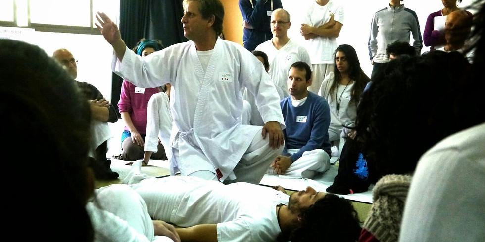 Seiki Shiatsu International workshops with Calisar sensei (3)