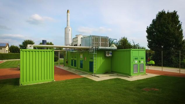 Biogaz