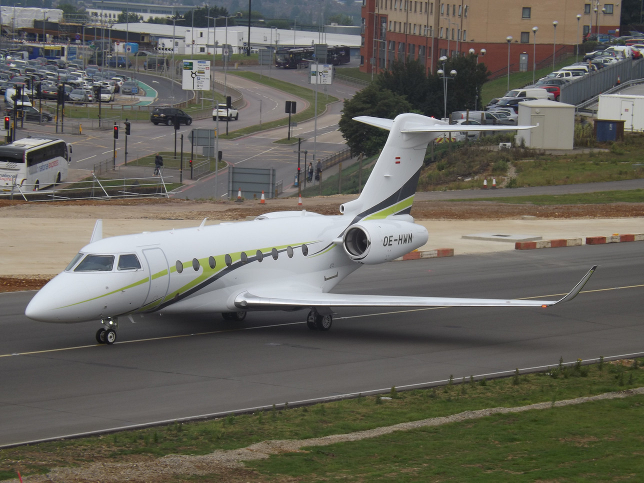 Israel Aircraft Industries Gulfstream G280