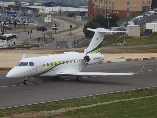 Israel Aircraft Industries Gulfstream G280