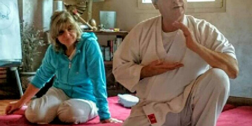 Seiki Shiatsu International workshops with Calisar sensei