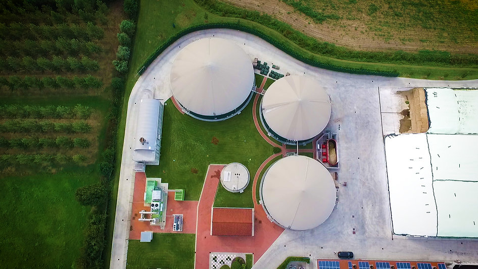 biogas photo