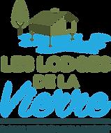 Logo lodges de la vierre