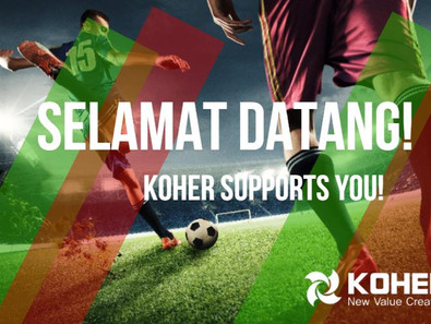 Selamat Datang! KOHER in Ansan supports Asnawi!