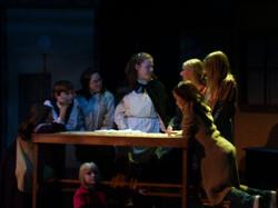 A Christmas Carol, Edgemar Theatre