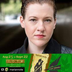Alysha cast in Marian