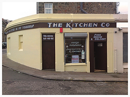 The Kitchen Co Fife Showroom Fife Kitchen Supplier