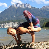 Nadia Ljungberg - Prana Yoga Annecy
