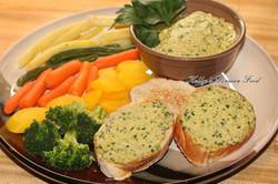 Kelly's Tahini Hummus