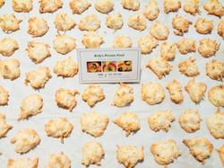 Kelly's Coconut Cookies