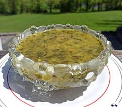 Kelly's Taragon Soup