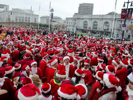 Un Noël à San Francisco.