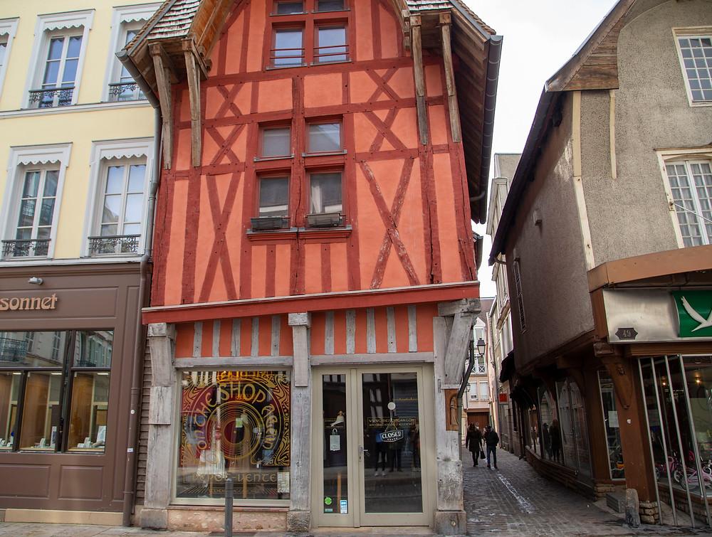 Troyes centre ville