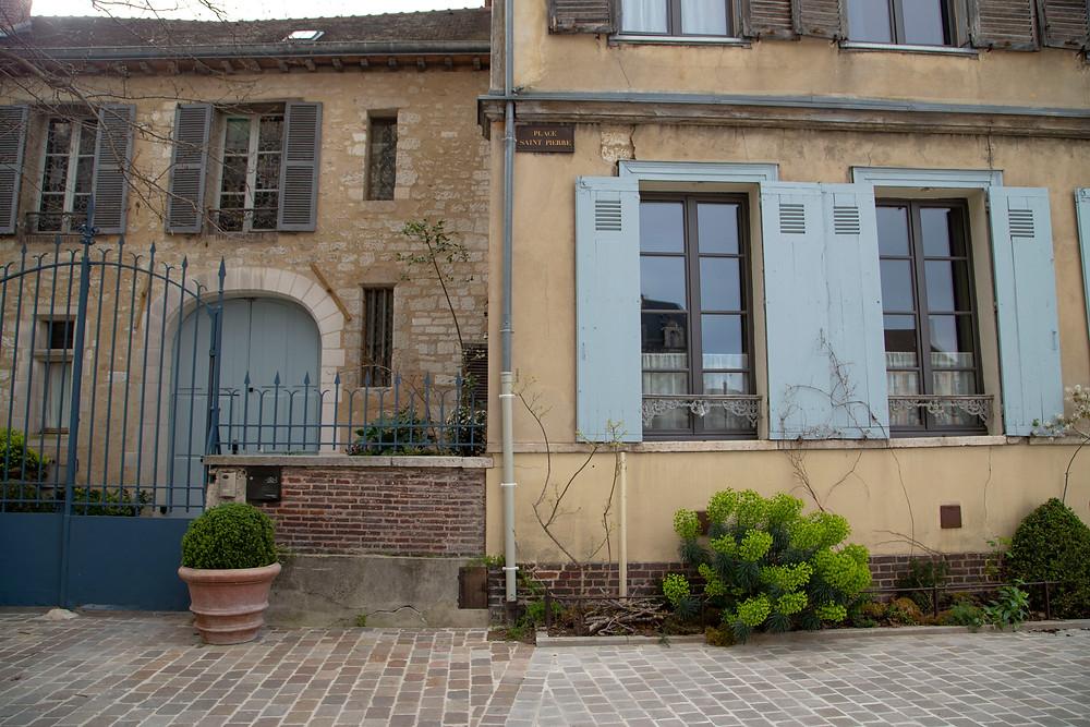maison typique Troyes