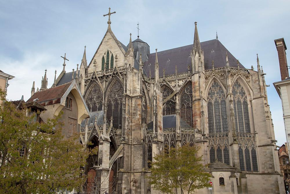 Basilique saint urbain Troyes