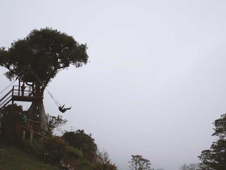 Baños, un passage obligé en Equateur?