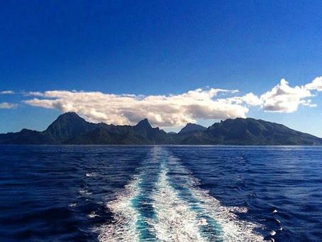 Ma vie sur une île de 133 km²