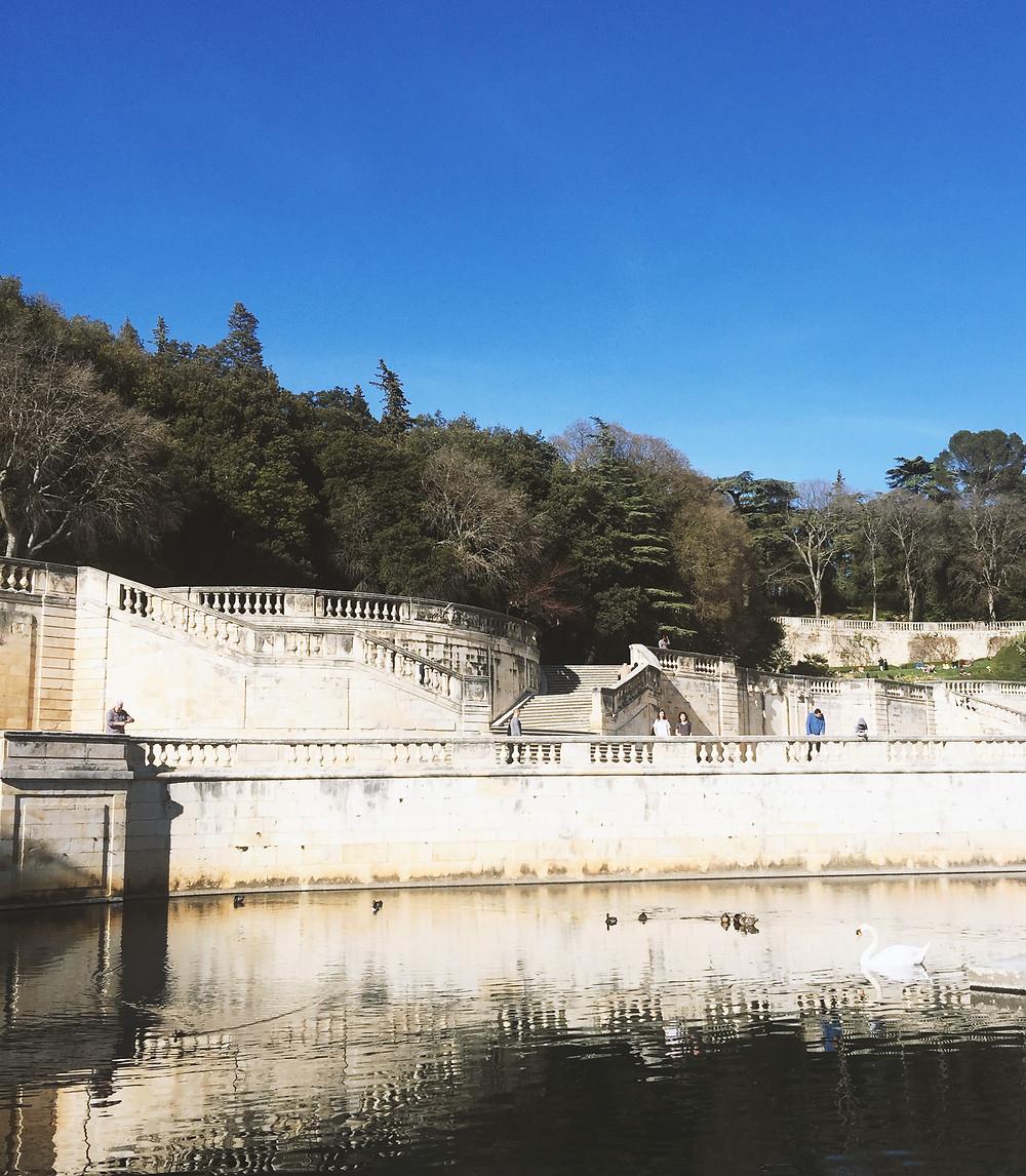 Source du Jardin de Nimes