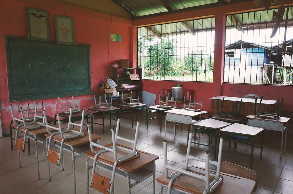 classe Campo cocha