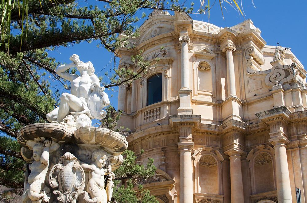 Noto - Sicile