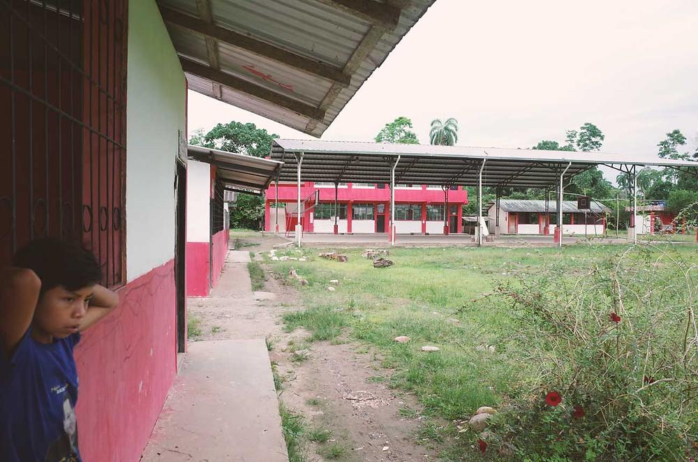 école campo cocha