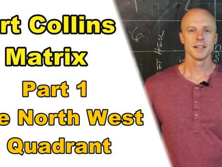 Fort Collins Real Estate Quadrants Part 1/4