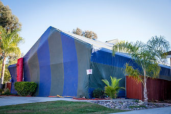 home fumigation and tenting
