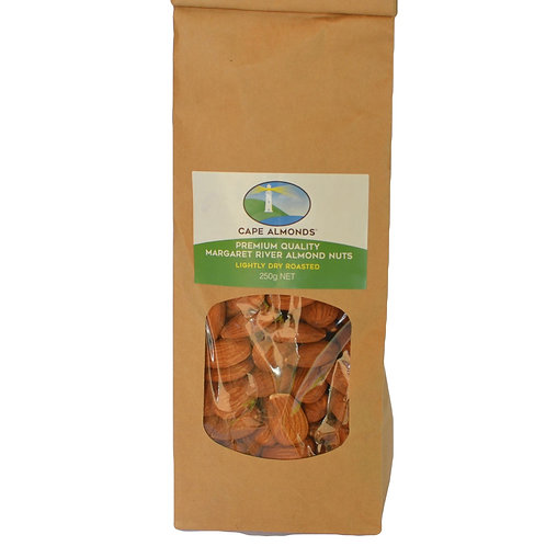 Roasted Almonds 250g